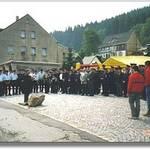 Einweihung Gerätehaus 2002